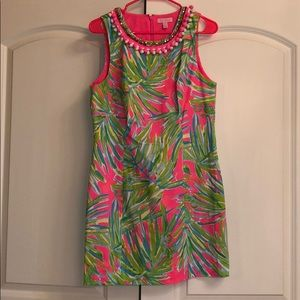 lilly pulitzer crew neck dress